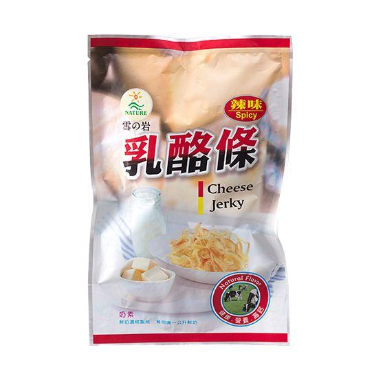 【里仁】辣味乳酪條 (90公克/包)