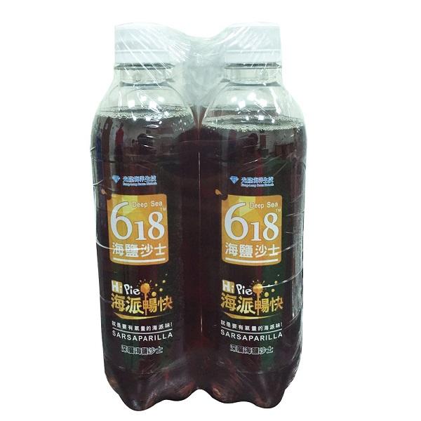 D618海鹽沙士-四入