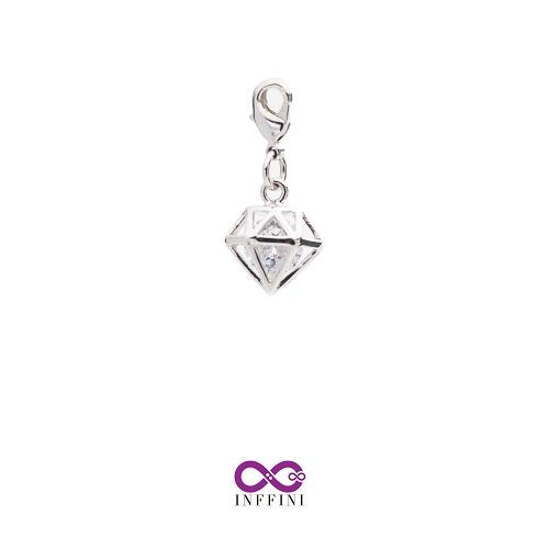 【INFFINI】鑽石設計真鋯石款