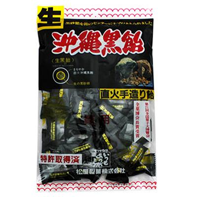 【松屋】生沖繩黑糖 (100g/包)