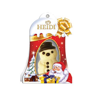 【赫蒂】白色雪人巧克力 (20g/包)