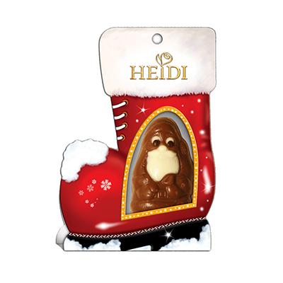 【赫蒂】聖誕老人牛奶巧克力 (20g/包)