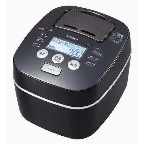 日本代購【TIGER】土鍋可變壓力IH多功能電子鍋JKX-V103-KU