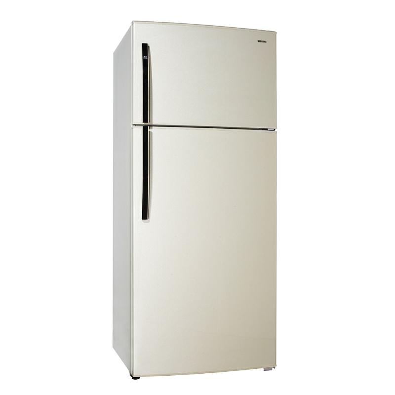 【HERAN禾聯】579公升1級DC直流變頻雙門冰箱(金)HRE-B5821V