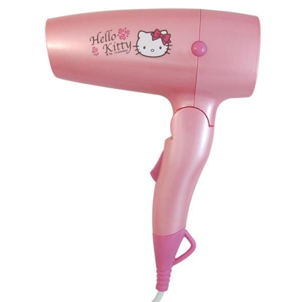 【Hello Kitty】折疊式吹風機OT-625