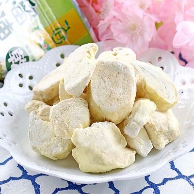 【愛上新鮮】100%金枕頭榴槤果乾4包(平均每包119元)