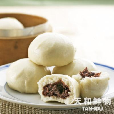 【冷凍店取-天和鮮物】有機紅豆包(50g*8份)