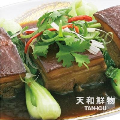 【冷凍店取-天和鮮物】海藻豬東坡肉(350g)