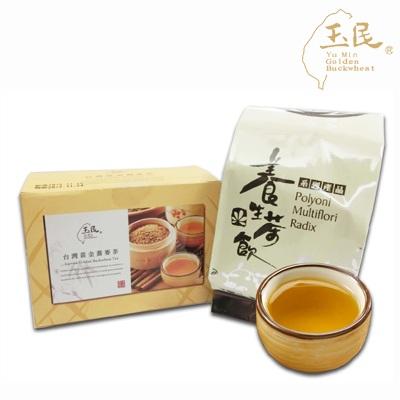 【玉民】台灣黃金蕎麥茶(小) (70g*6盒)