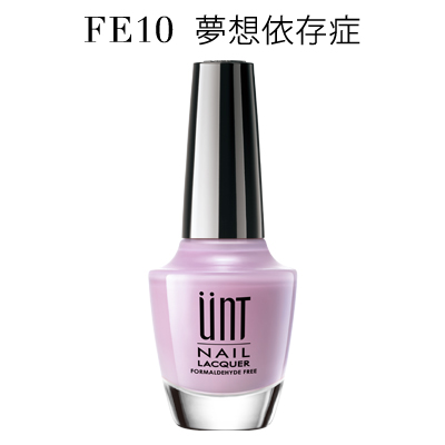 【UNT】指甲彩-永遠存在的少女心 夢想依存症 FE010