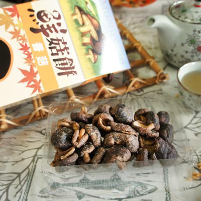 ~天然大 ~來自山城最美的味道!~埔里鎮農會~鮮菇餅~香菇風味A4