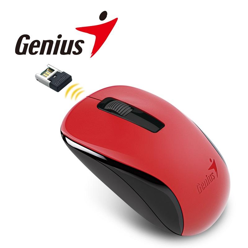 【Genius】NX-7005藍光精靈無線滑鼠