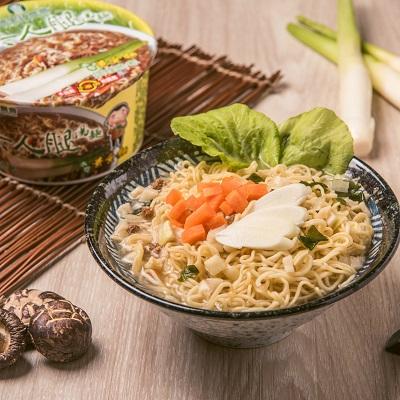 【埔里農會】美人腿水筍素食湯麵