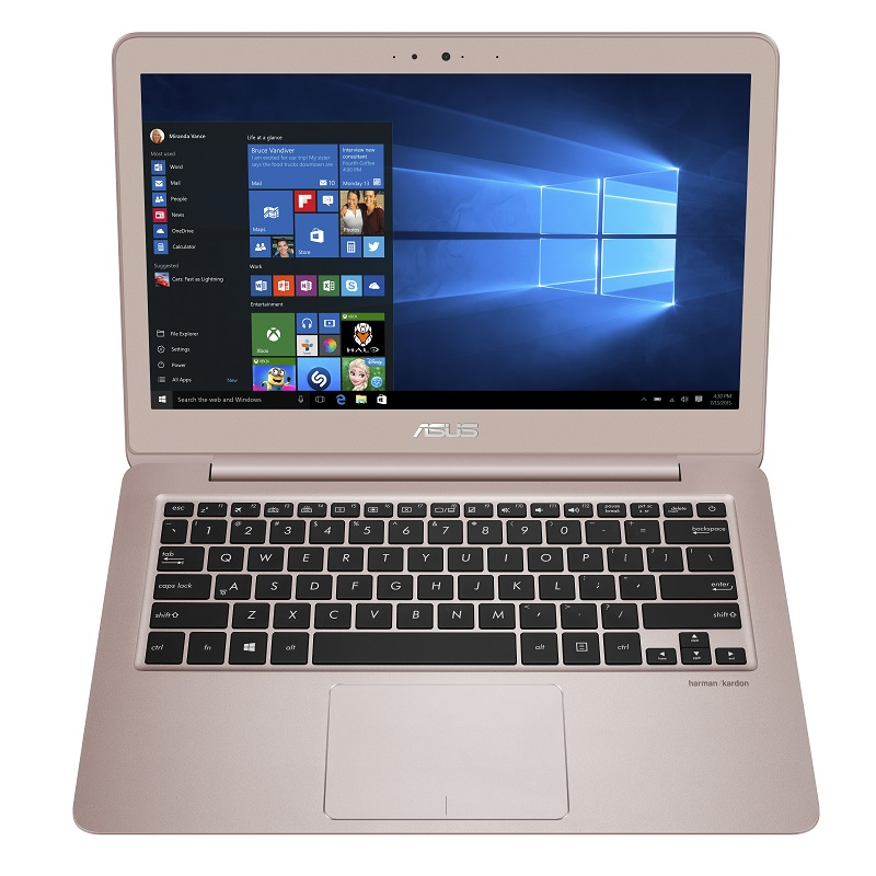 【ASUS】ZenBook 13.3吋 UX330CA(玫瑰金)