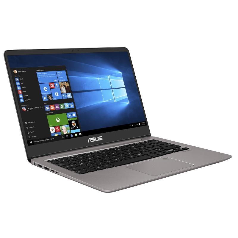 【ASUS】ZenBook 14吋 UX410UQ(石英灰)