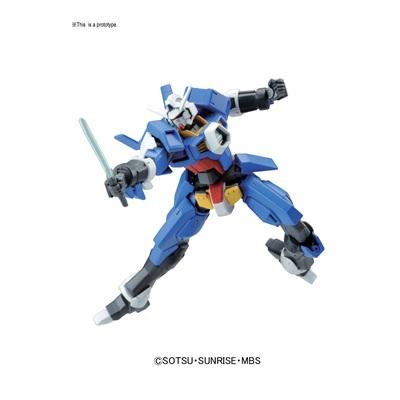 【鋼彈】HG鋼彈1速戰型