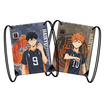【普威爾】排球少年SS-輕便束口後背包(2)