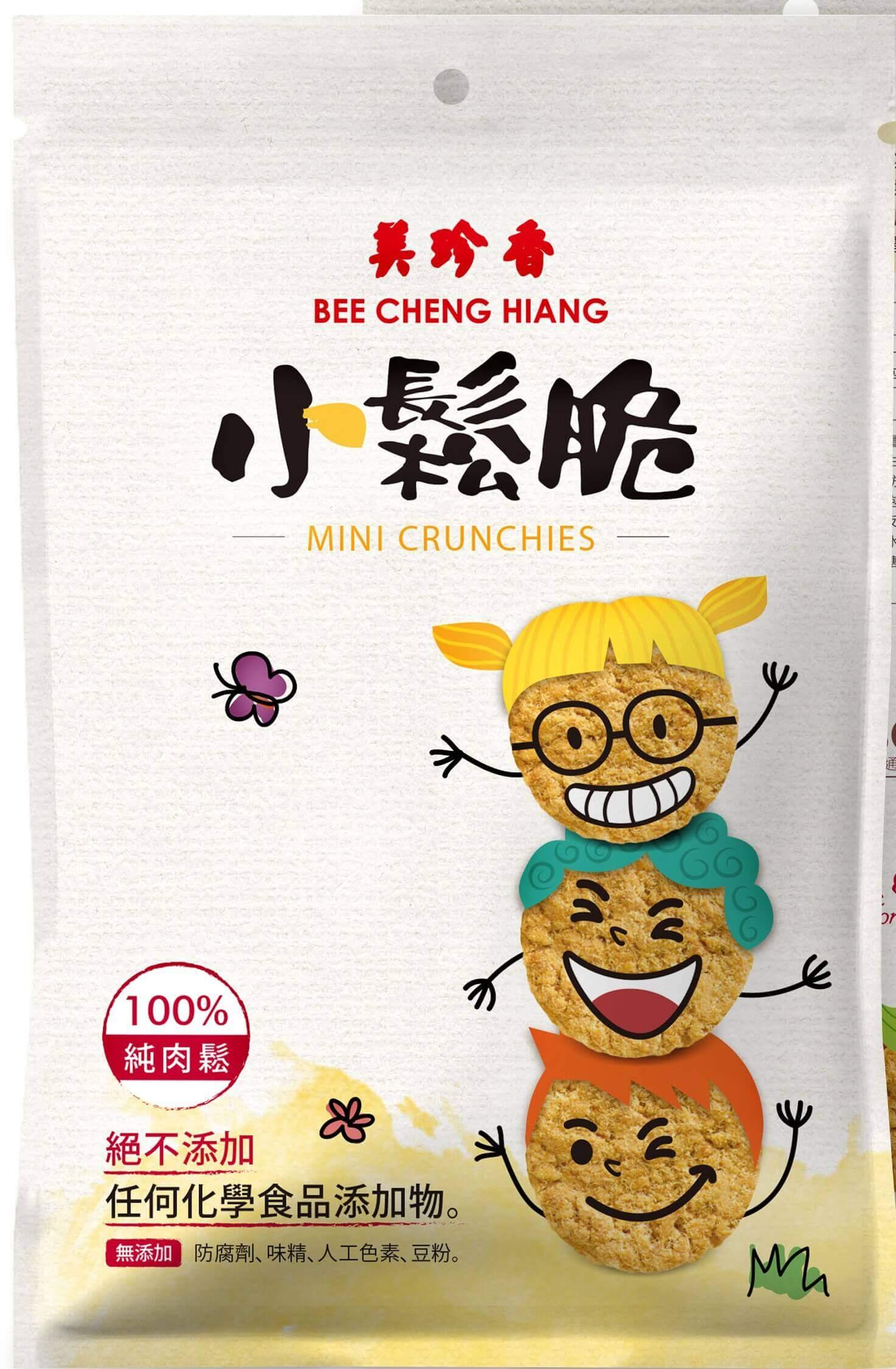 【美珍香】小鬆脆 (60g/包)