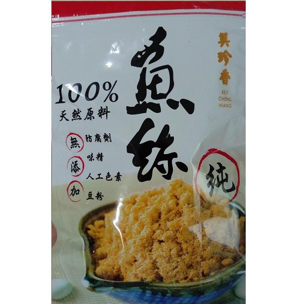 【美珍香】袋裝魚絲 (145g/包)