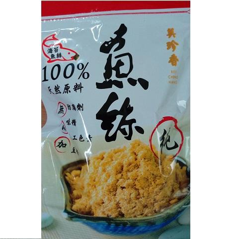 【美珍香】袋裝海苔魚絲 (145g/包)