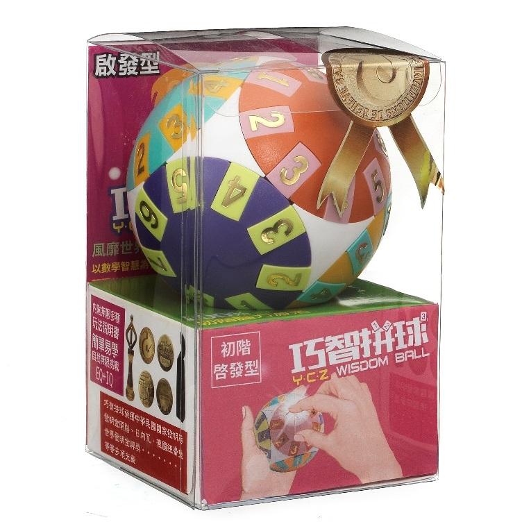 巧智拼球-啟發型