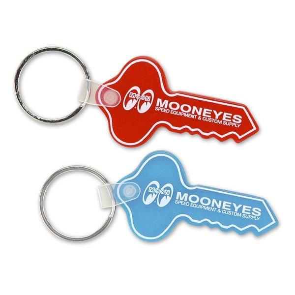 MOONEYES -  钥匙造型钥匙圈 (两色)