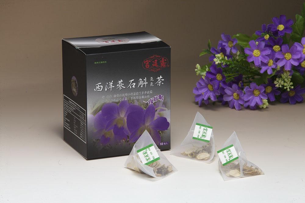 宫廷露西洋参石斛氧气茶(10包/盒)