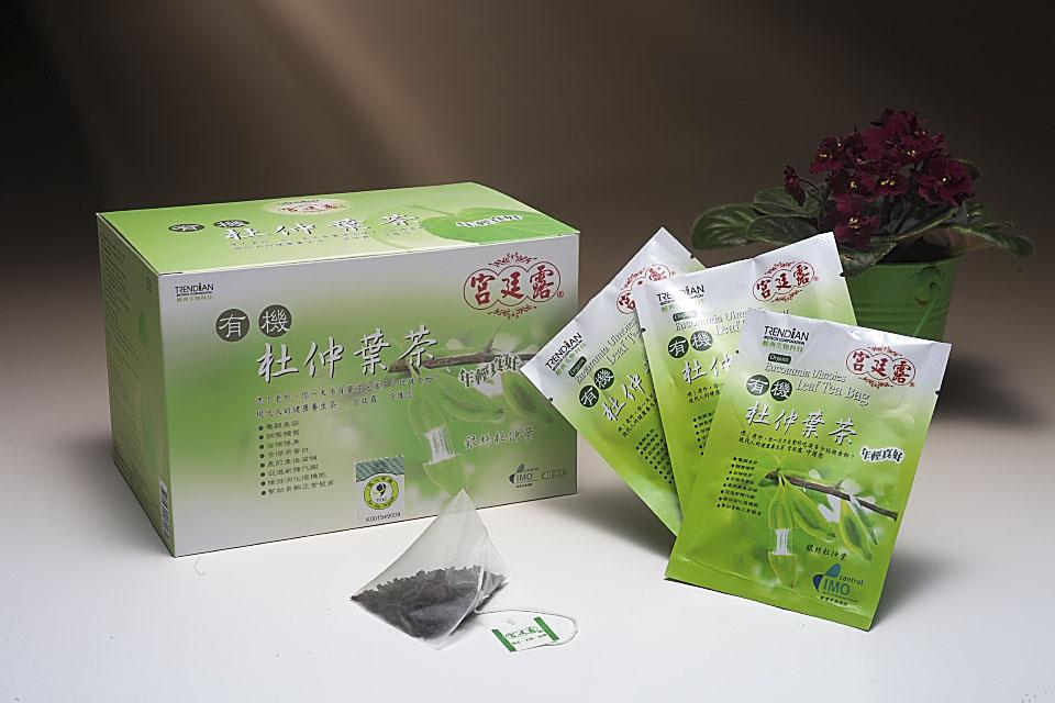 宫廷露-杜仲叶茶(40包/盒)