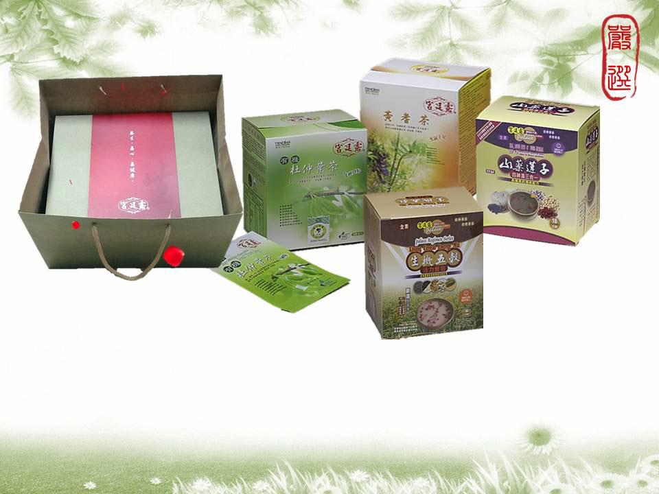 养生综合礼盒(10入/4盒)