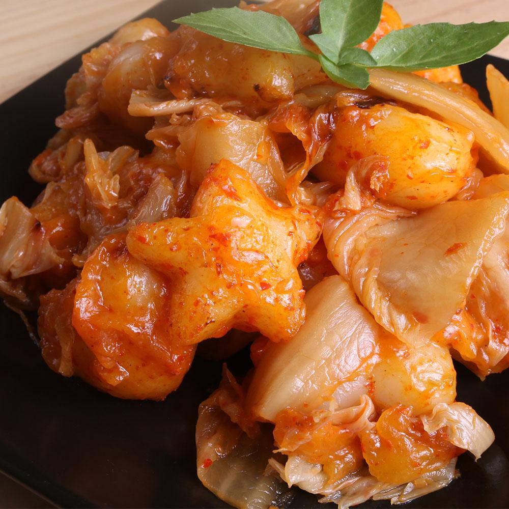韩国泡菜年糕组