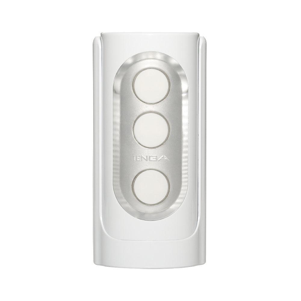 【THF-001 】TENGA-高弹极简纯白杯FLIP HOLE WHITE