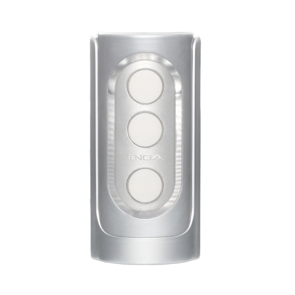 【THF-003 】TENGA-高弹极简亮银杯FLIP HOLE SILVER