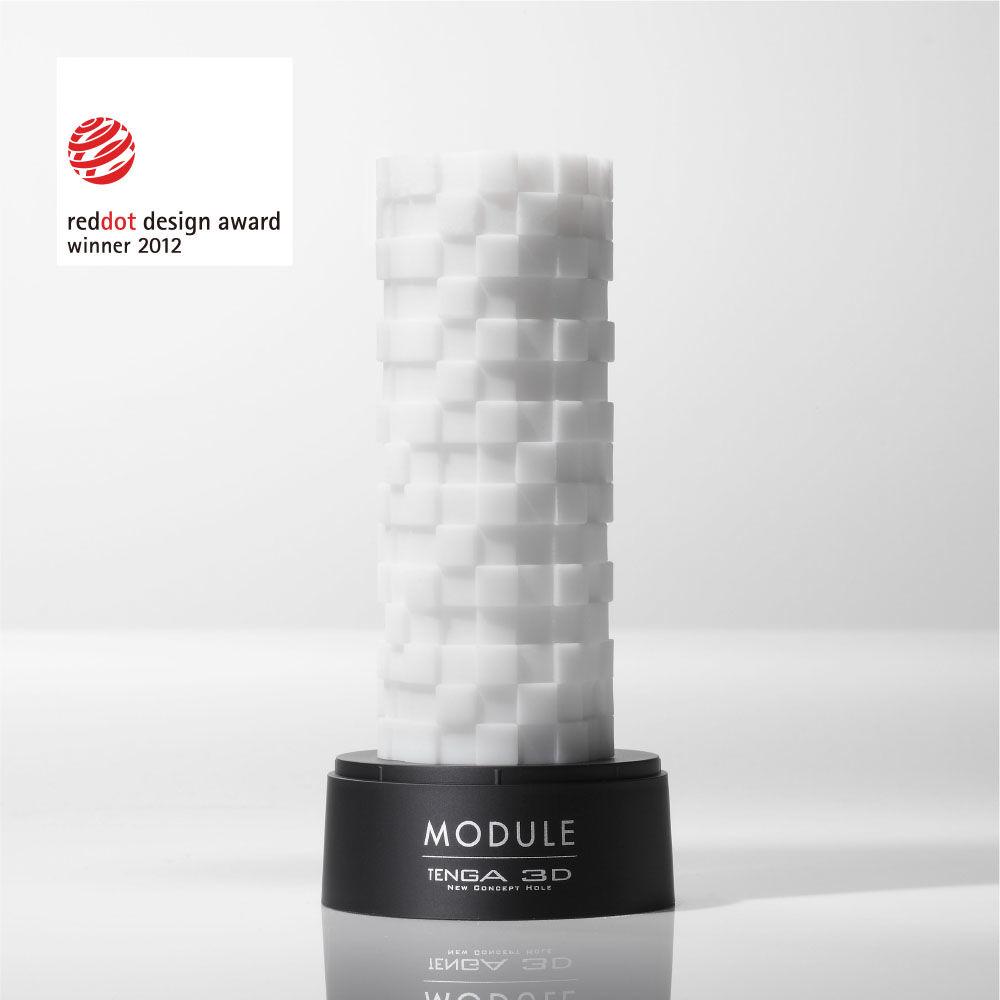 【TNH-002】TENGA 3D MODULE -方块堆3D立体杯-