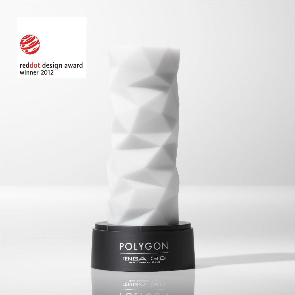【TNH-004】TENGA 3D POLYGON -多边形3D立体杯-