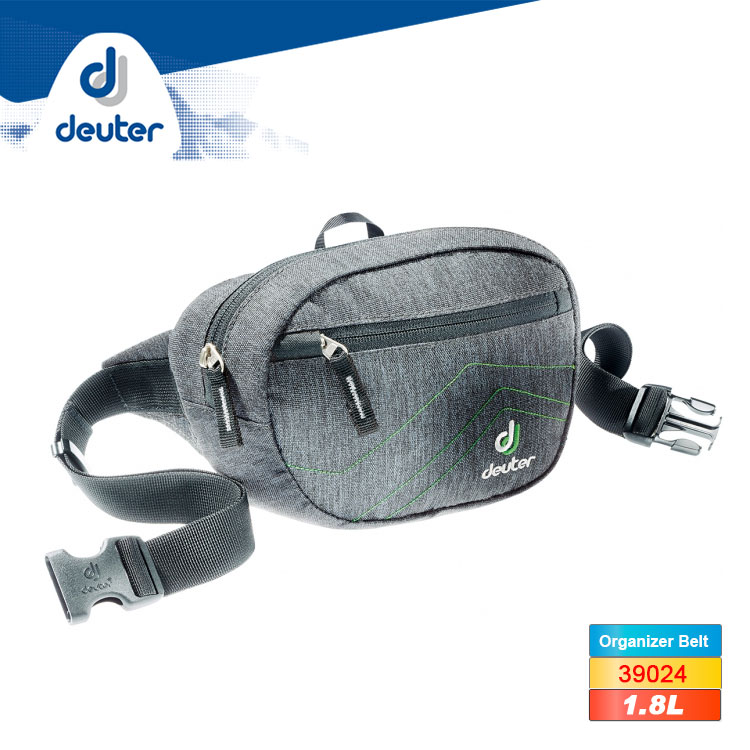 deuter Organizer Belt 腰包39024 (1.8L) / 城市绿洲(腰臀包、随身包、背包)