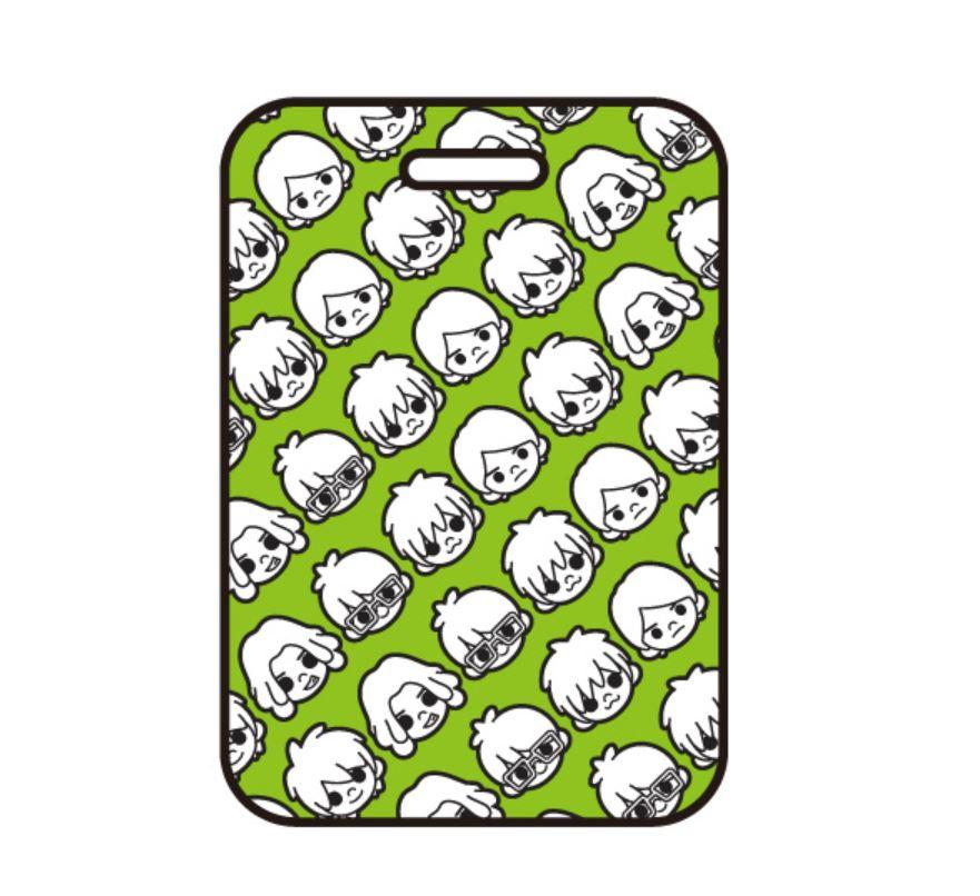 [五限创造]名牌票夹(绿)