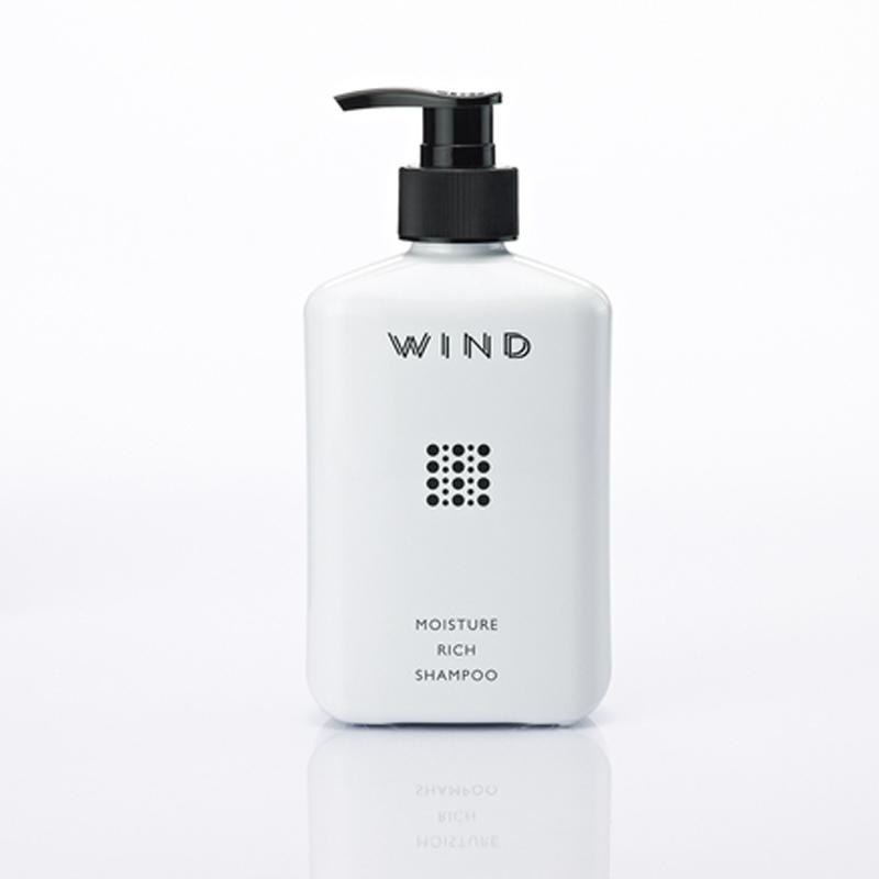 山苍子系列 - WIND如沐山风保湿丰盈洗发精 340ml
