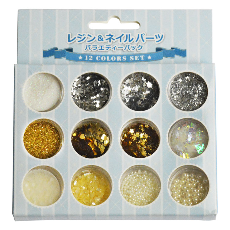 装饰用品(12色)综合素材 WD-01097