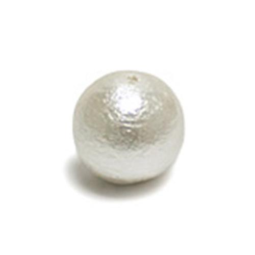 棉花珠(10mm) JP-00038-WH