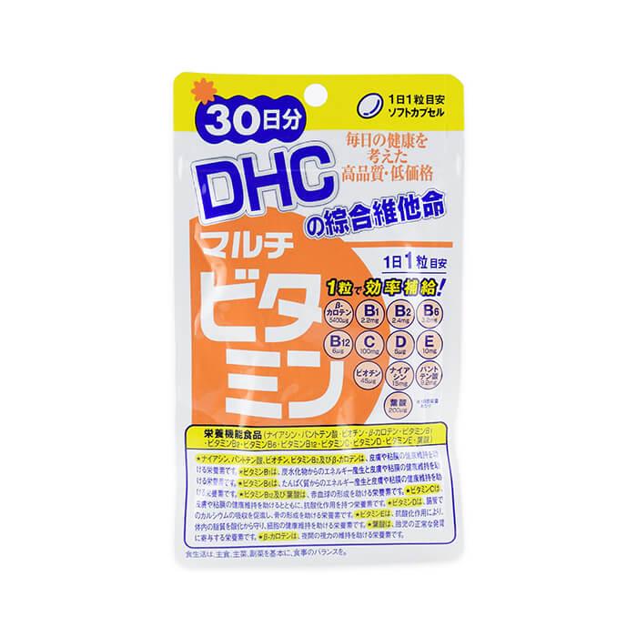 日本 DHC 蝶翠诗 综合维他命 30日(30粒)【RJDH022C】