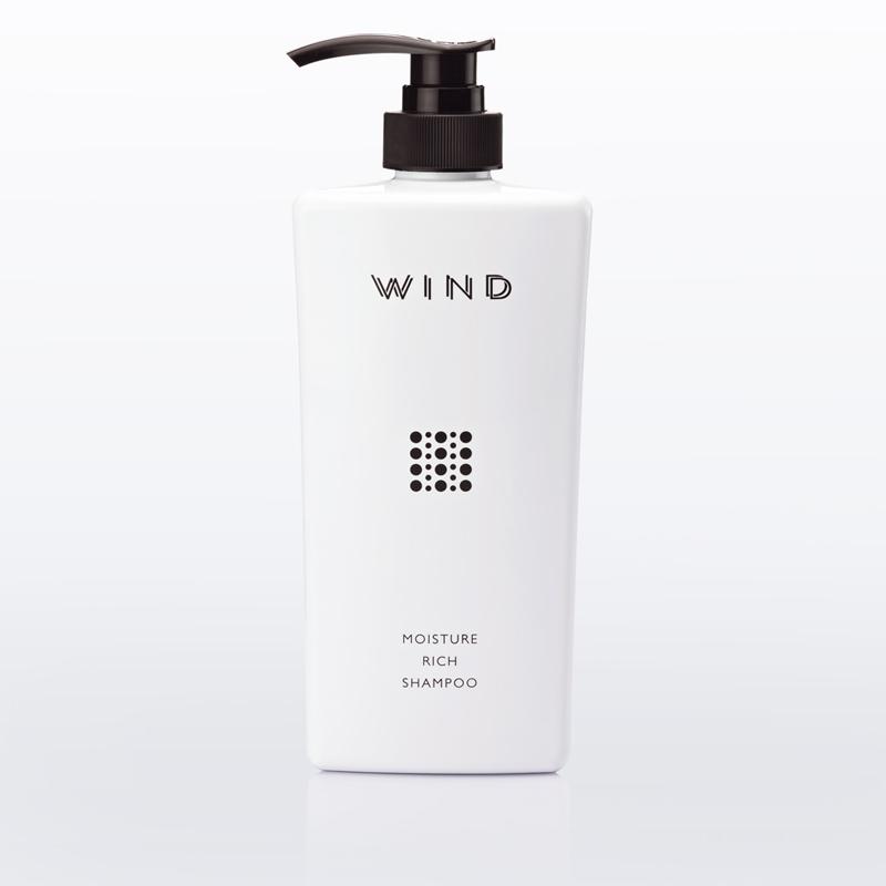 山苍子系列 - WIND如沐山风保湿丰盈洗发精 750ml