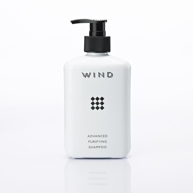 山苍子系列 - WIND如沐山风深层净化洗发精 340ml