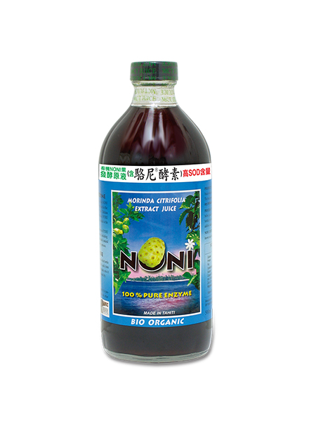 【亚积】有机NONI骆尼酵素(500ml)大溪地