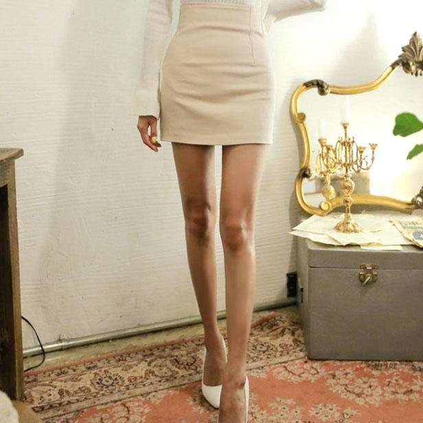 planj 时尚舒适短裙 (韩国女装) (现货区)【PJSS01348806】