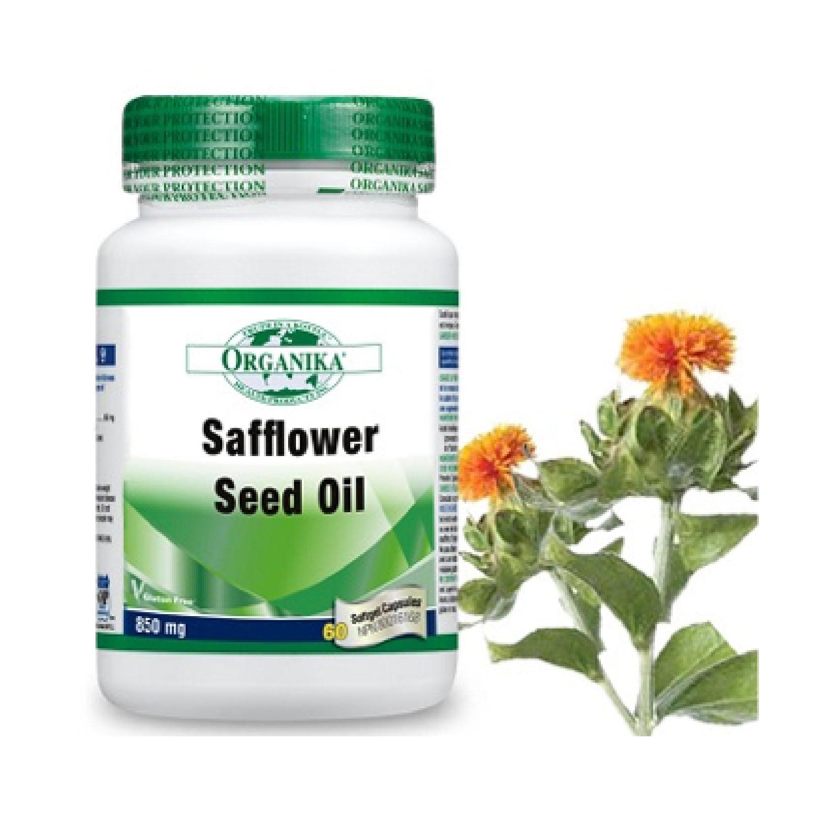 [Organika优格康] 红花籽油CLA (60颗/瓶)
