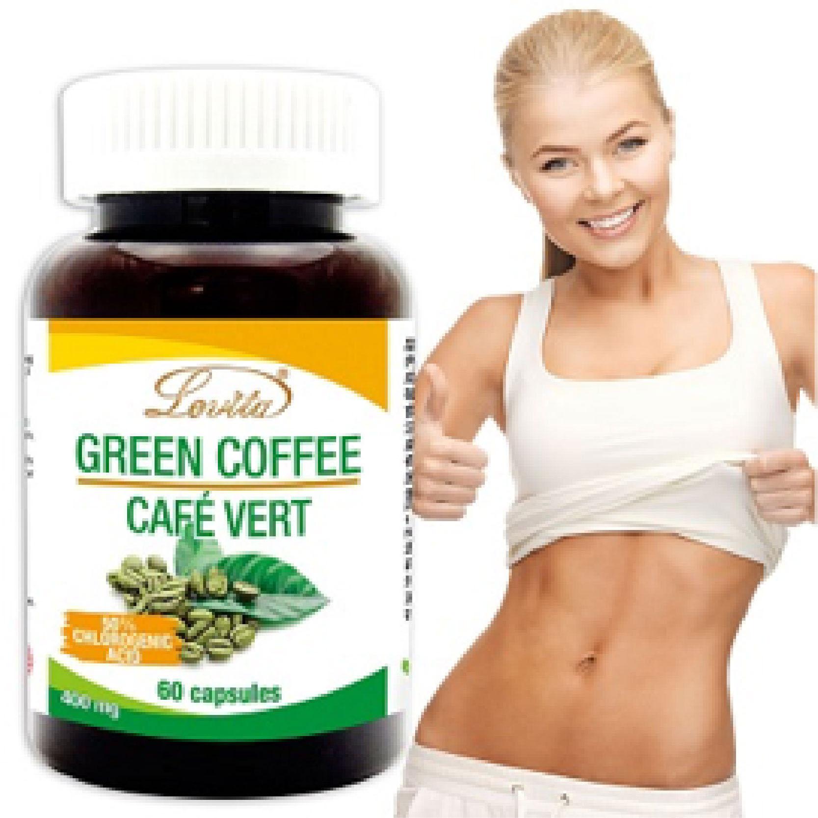 [Lovita 爱维他] 高单位绿咖啡400mg (60颗/瓶)