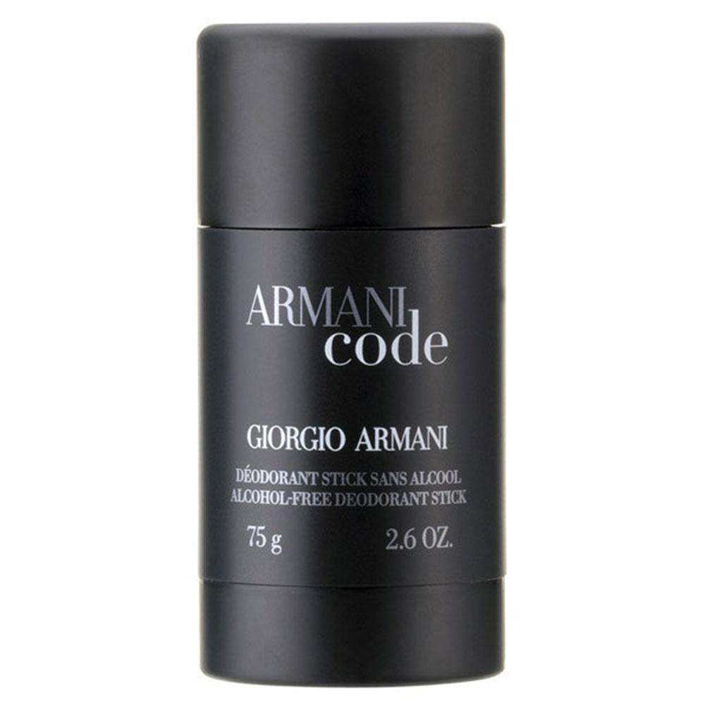 GIORGIO ARMANI 黑色密码 男性体香膏(75g)