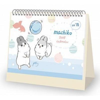 2018ㄇㄚˊ几machiko desk calendar(桌历)