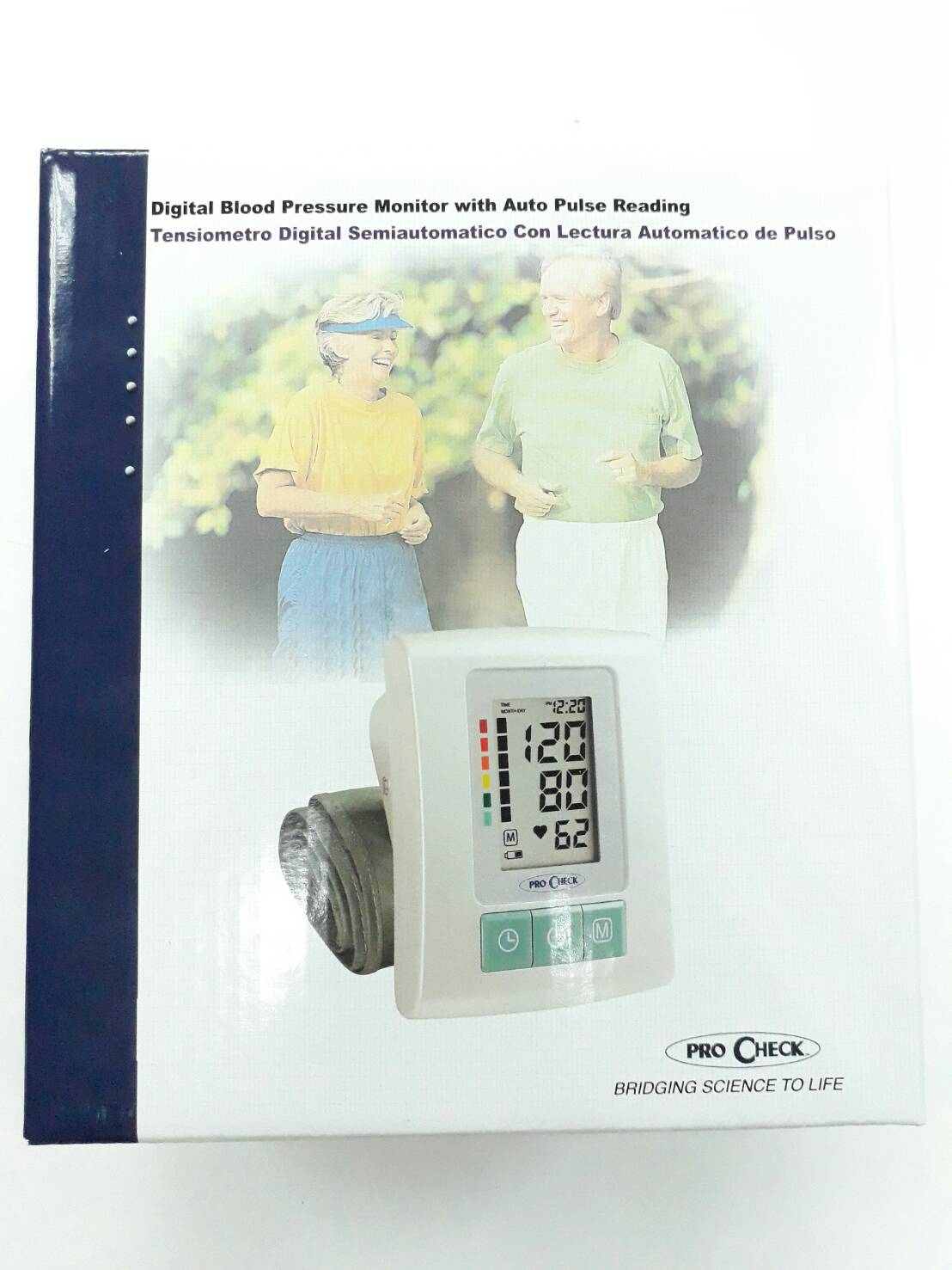 博家全自动电子血压计