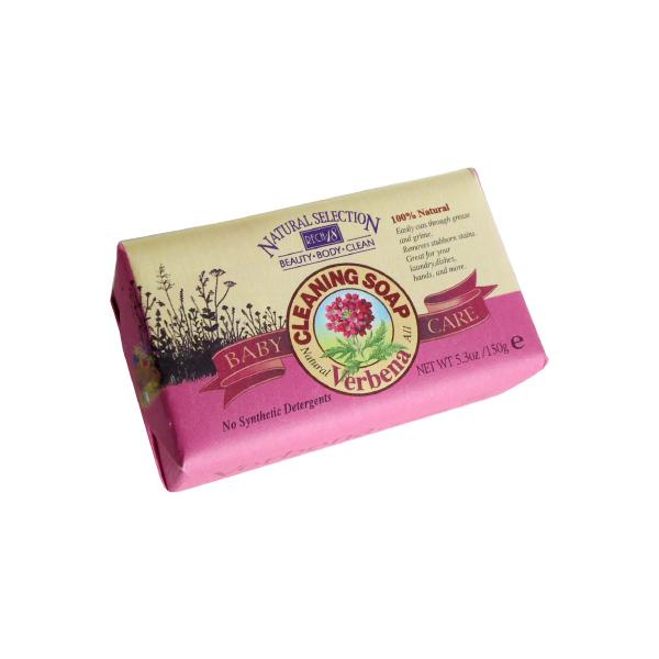 rech18~紫朵馬鞭草草本皂~150G